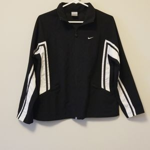 Nike Dri-Fit Sz 8. Full Zipper